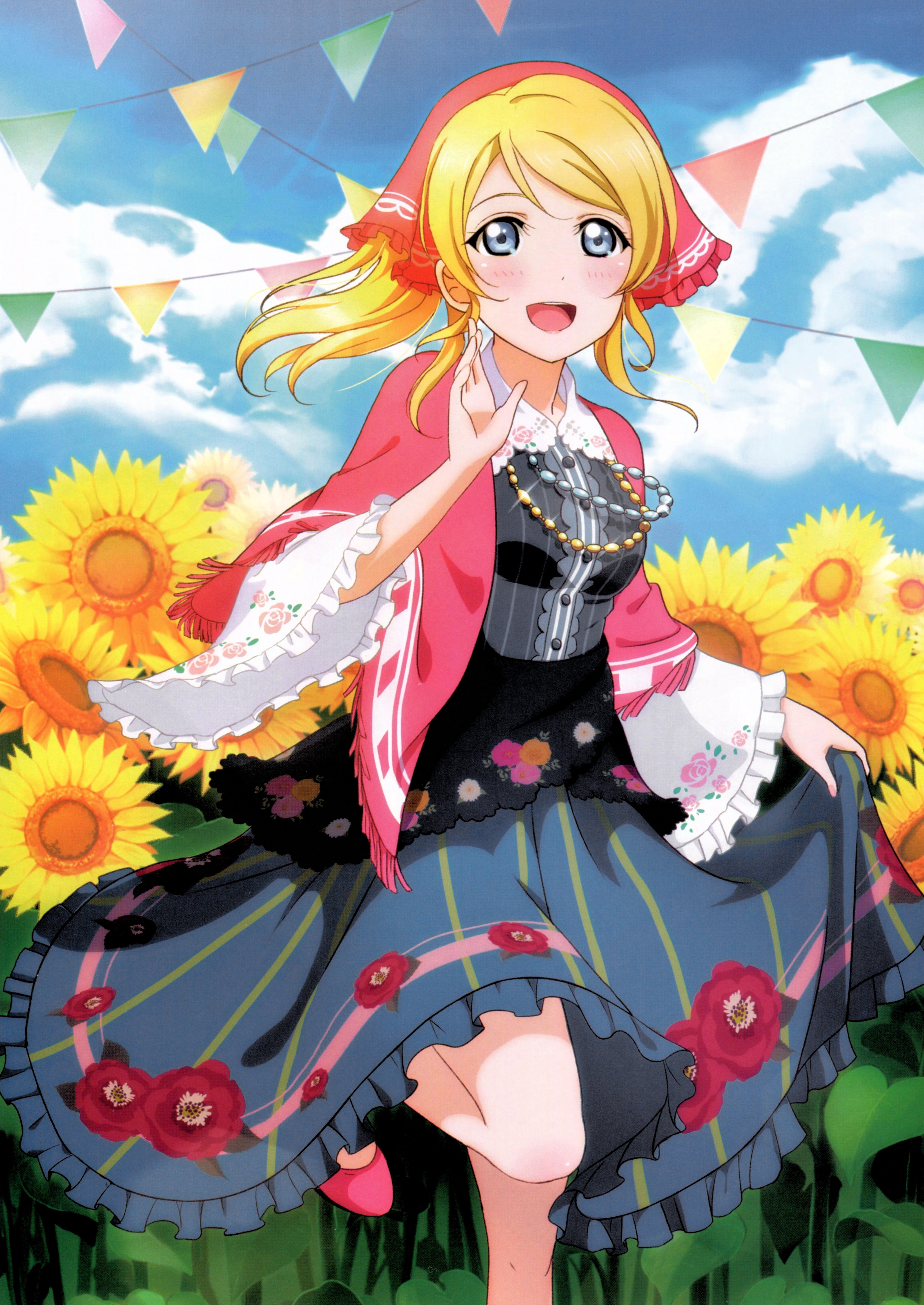 Ayase eri love live zerochan anime image board for Zerochan anime