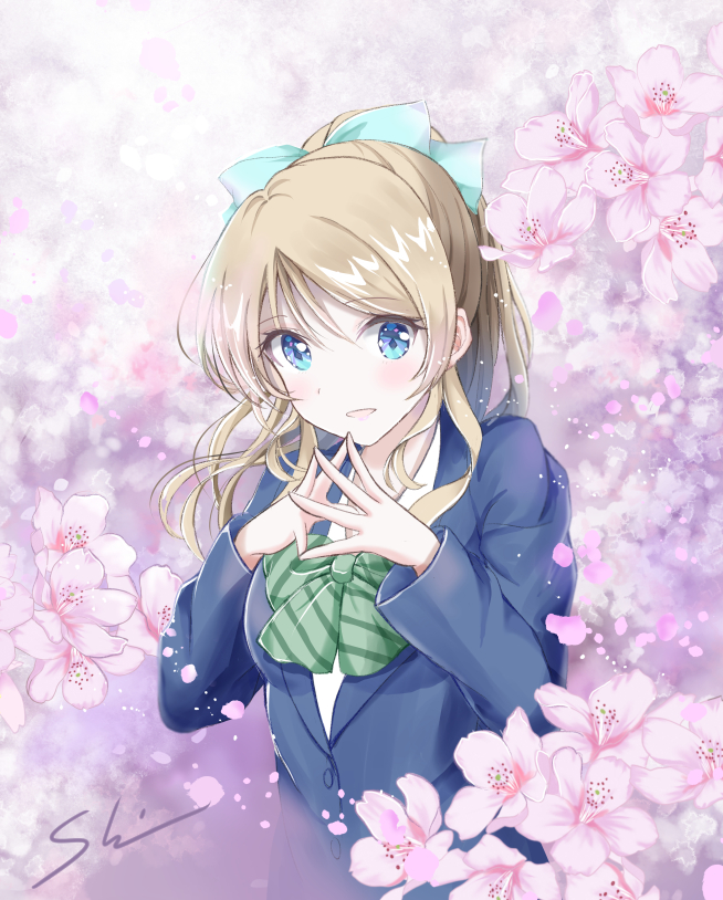 Tags: Anime, Pixiv Id 2863963, Love Live!, Ayase Eri