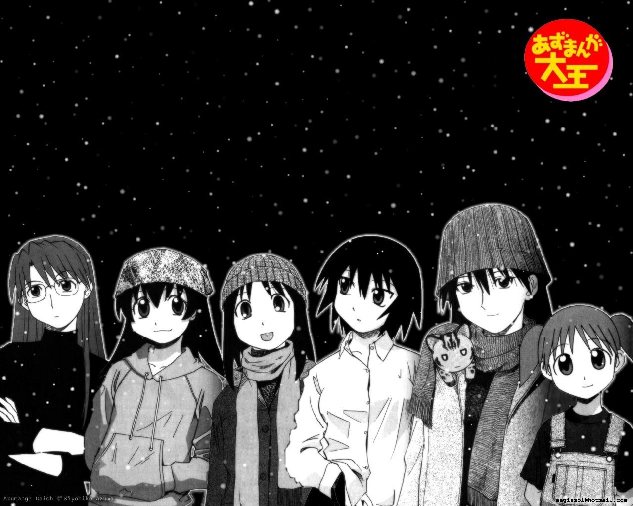 Azumanga Daioh, Wallpaper | page 2 - Zerochan Anime Image Board