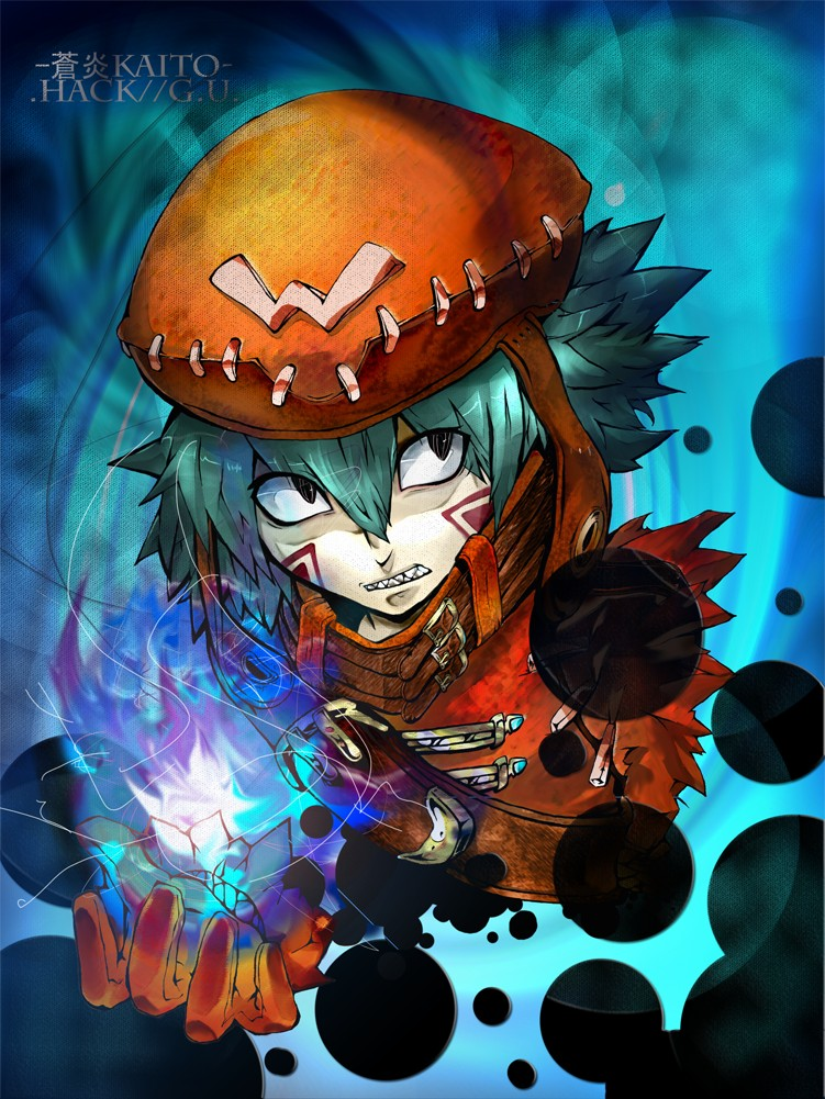 Azure Flame Kite | .hack//Wiki | Fandom powered by Wikia