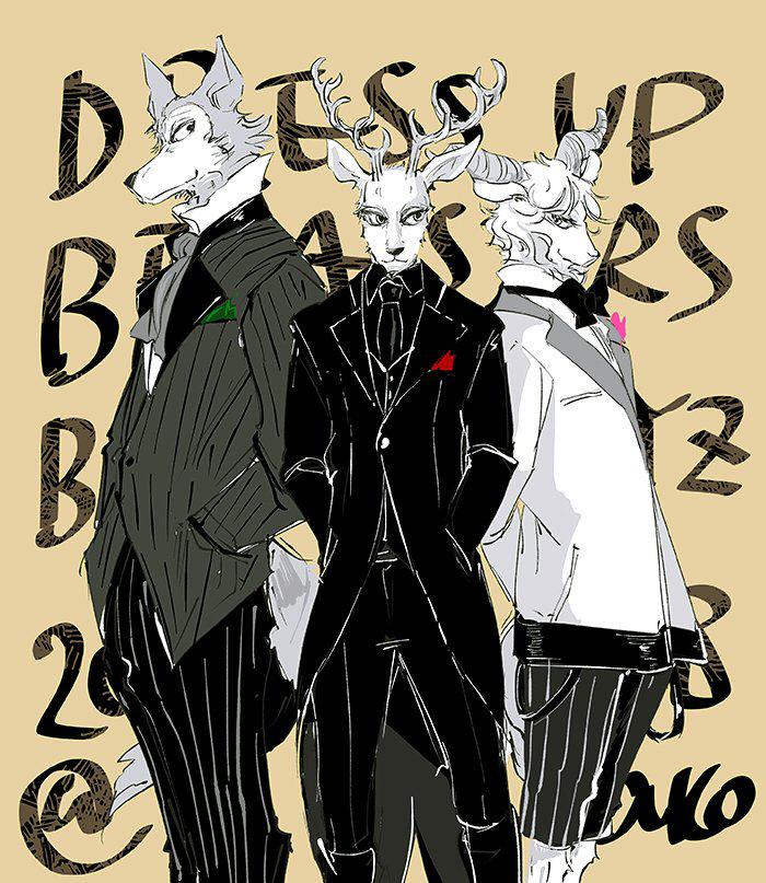 Beastars Zerochan Anime Image Board
