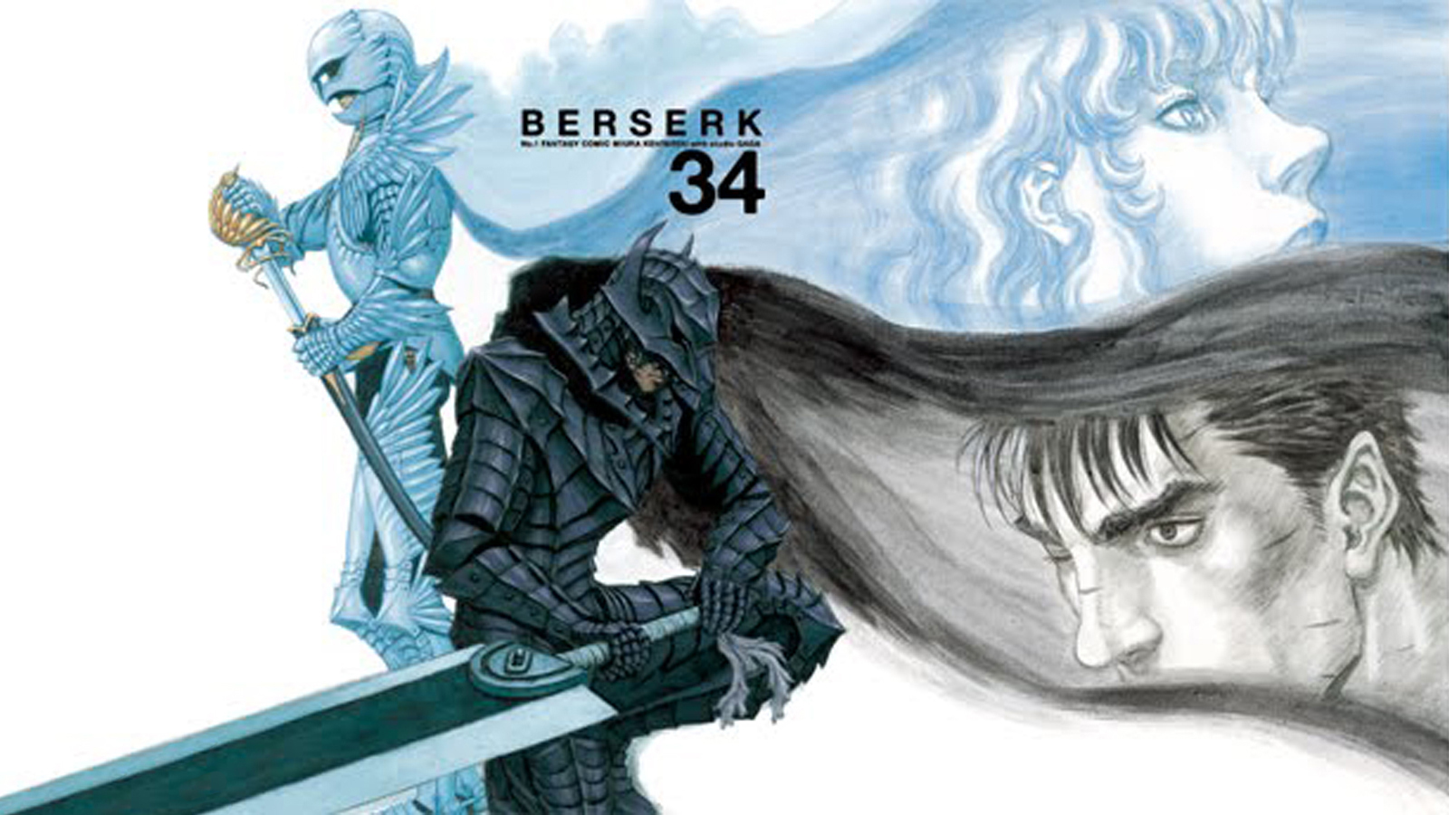 Guts Berserk Wallpaper Zerochan Anime Image Board