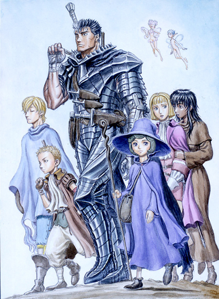 elf anime