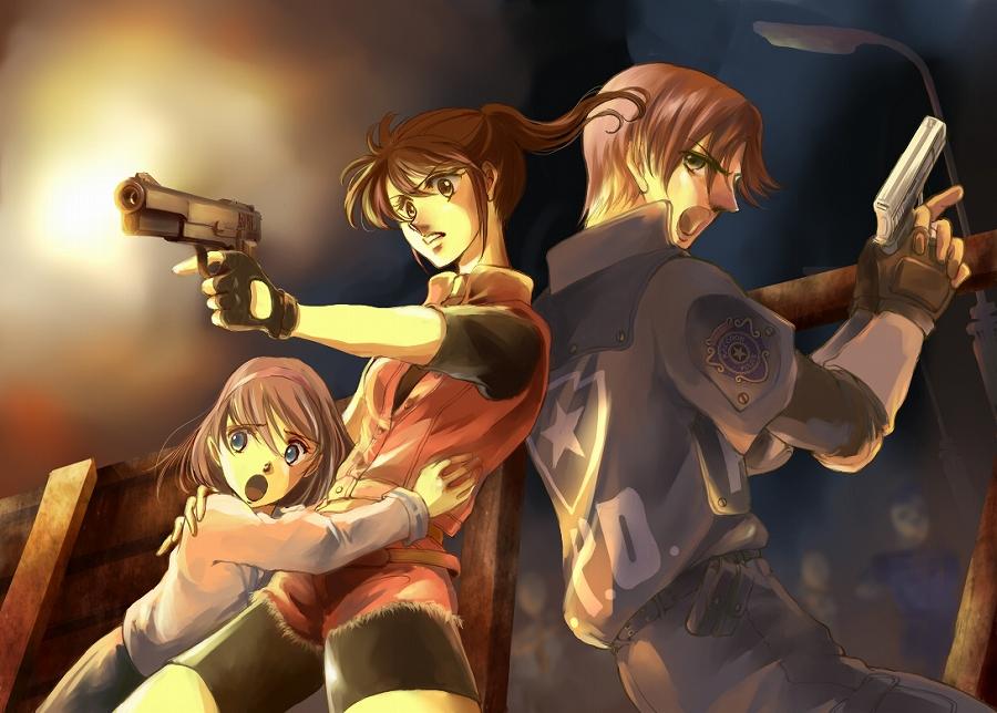 BIOHAZARD Image #1355208 - Zerochan Anime Image Board