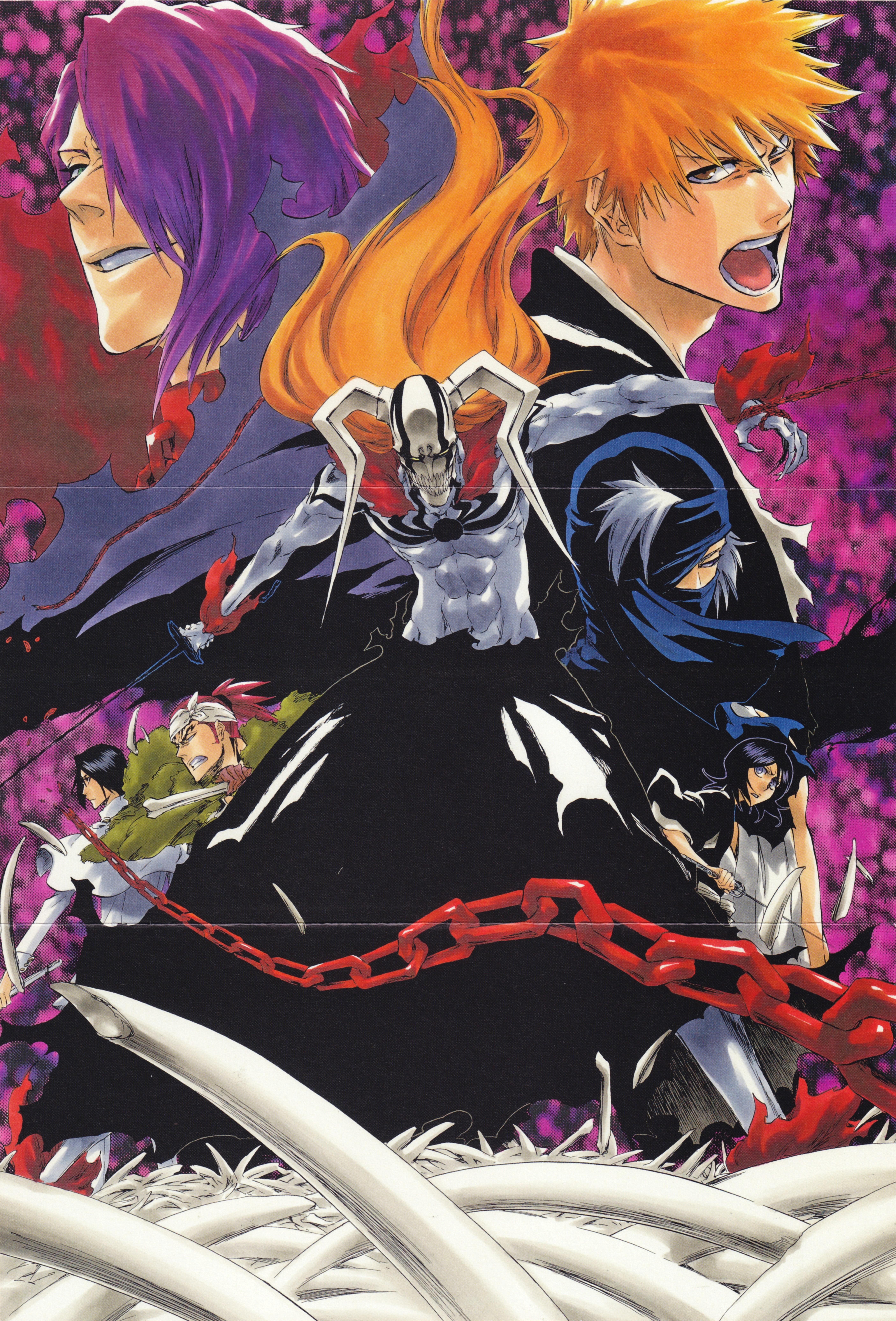 Abarai Renji Mobile Wallpaper Zerochan Anime Image Board