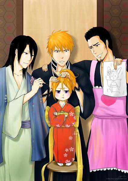 Ichigo And Rukia Children | www.imgkid.com - The Image Kid ...