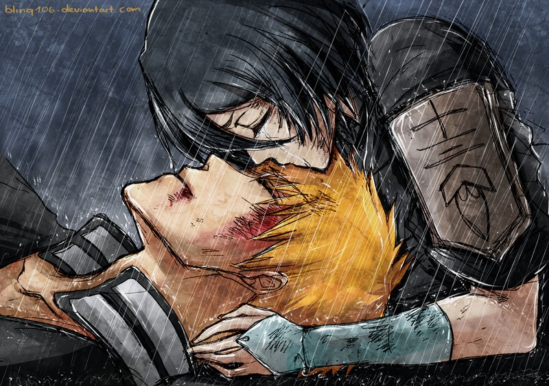 ichigo and rukia kiss - photo #41