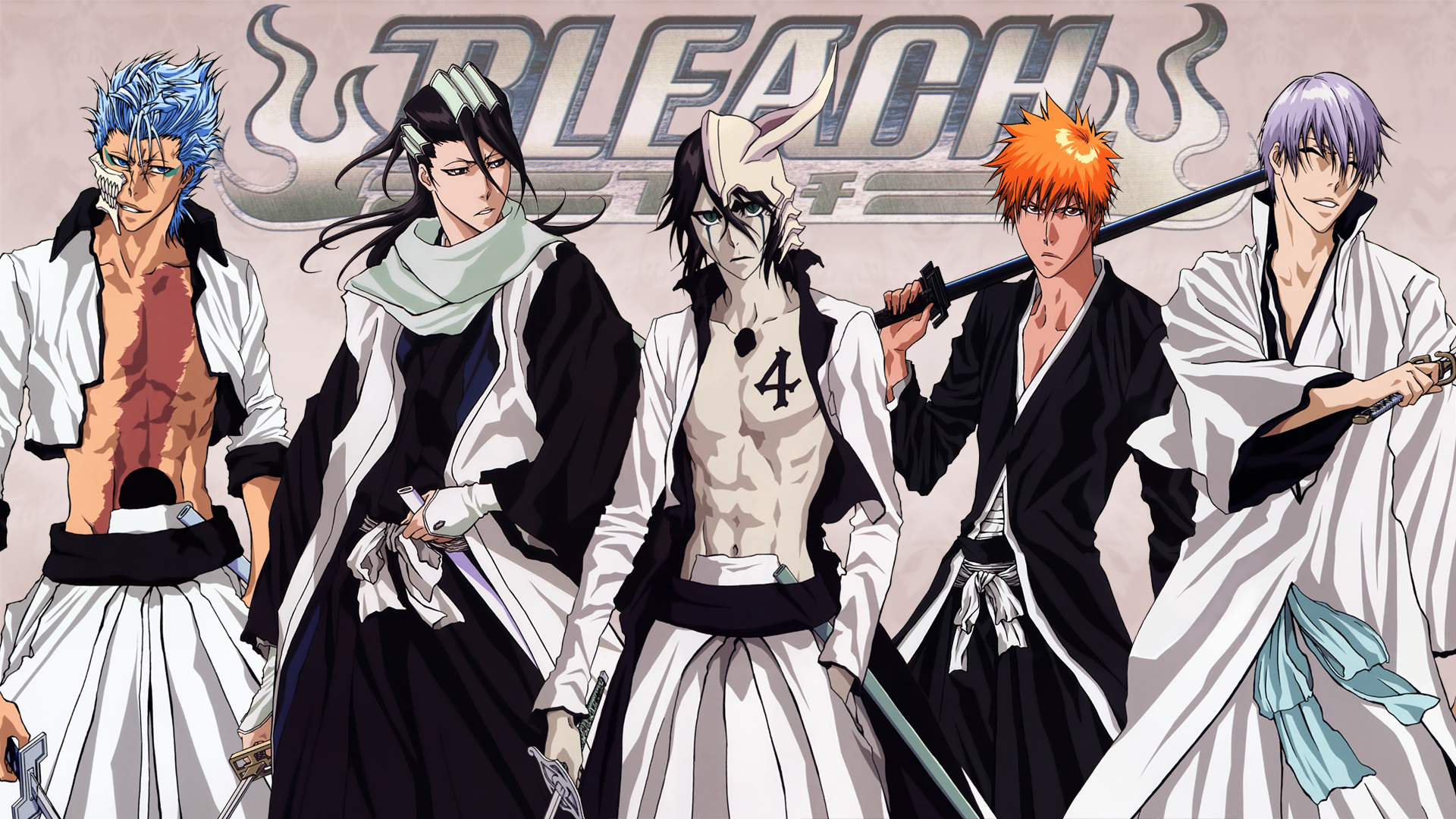 bleach, hd wallpaper - zerochan anime image board