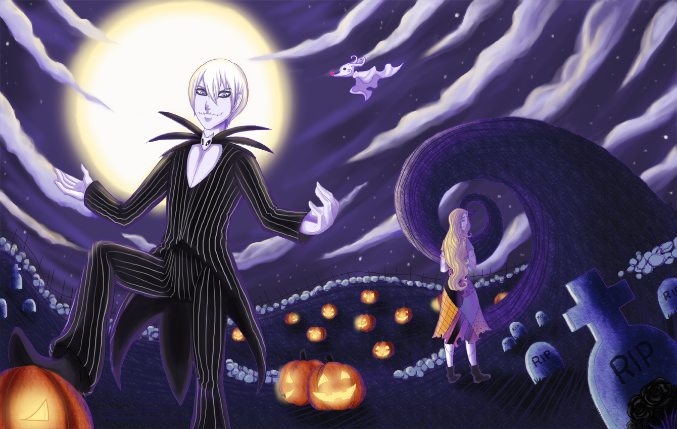 Zero (The Nightmare Before Christmas) - Zerochan Anime Image Board