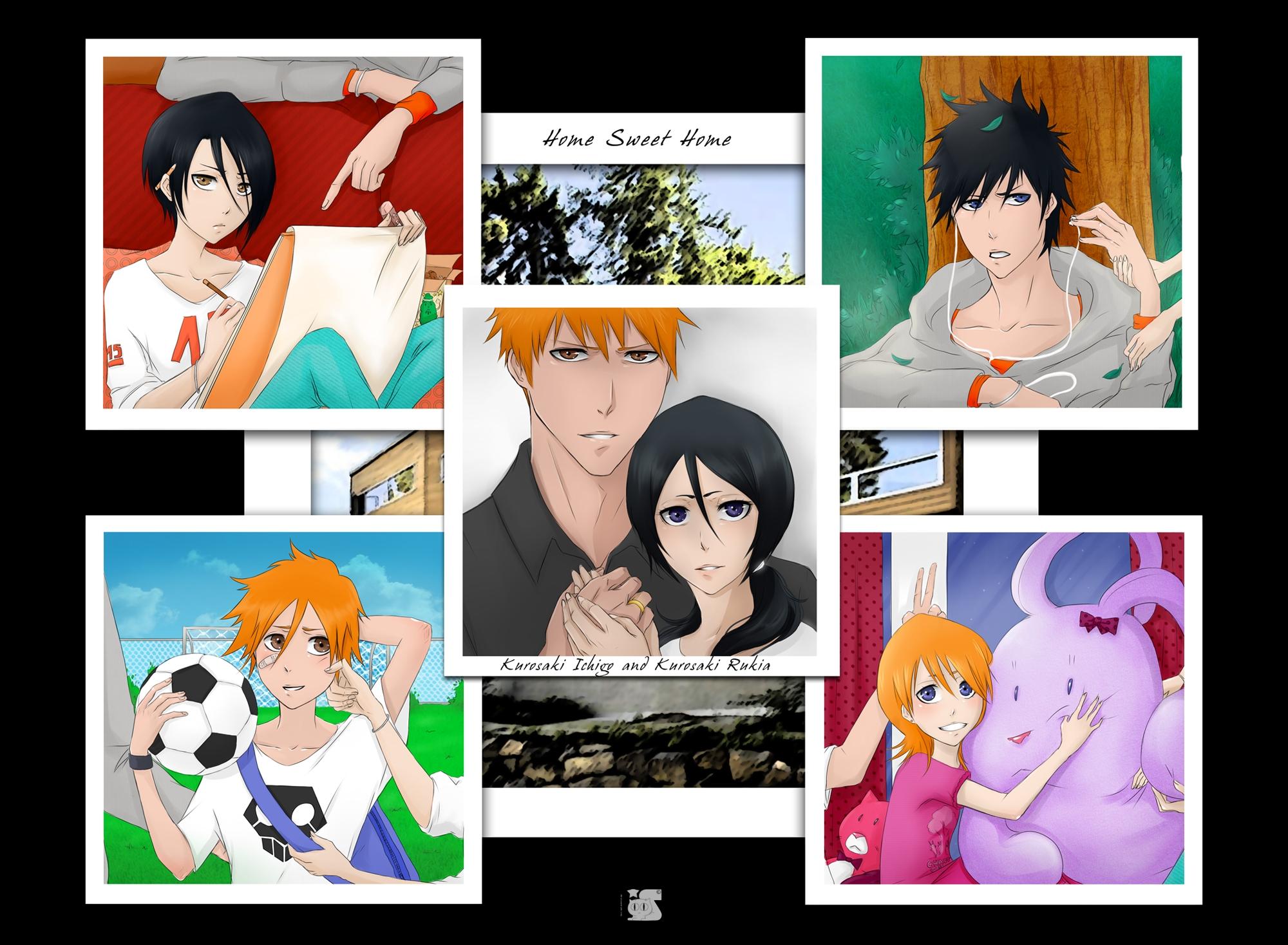 BLEACH - Tite Kubo - Image #1374273 - Zerochan Anime Image ...