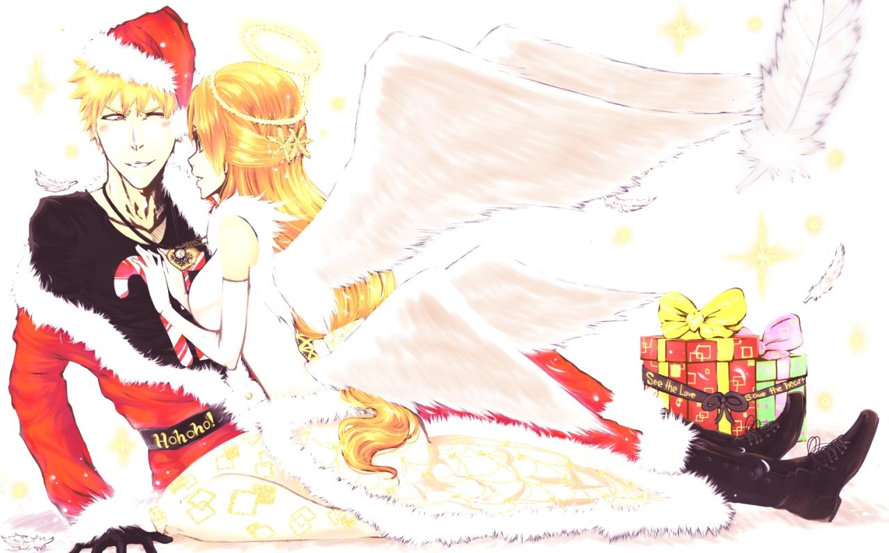 Christmas, Couple   page 9 - Zerochan Anime Image Board