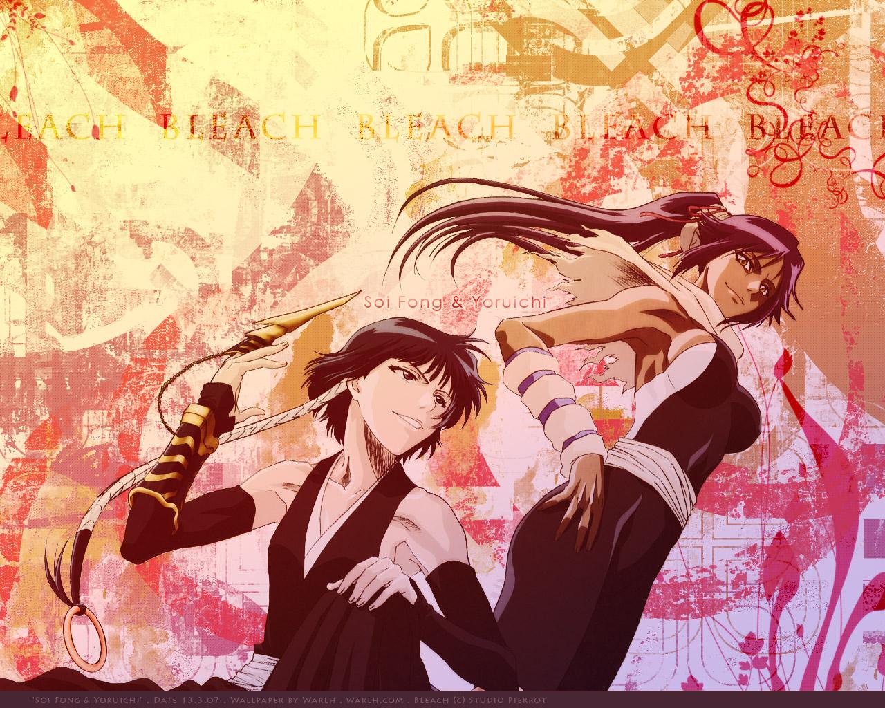 Yoruichi Wallpapers