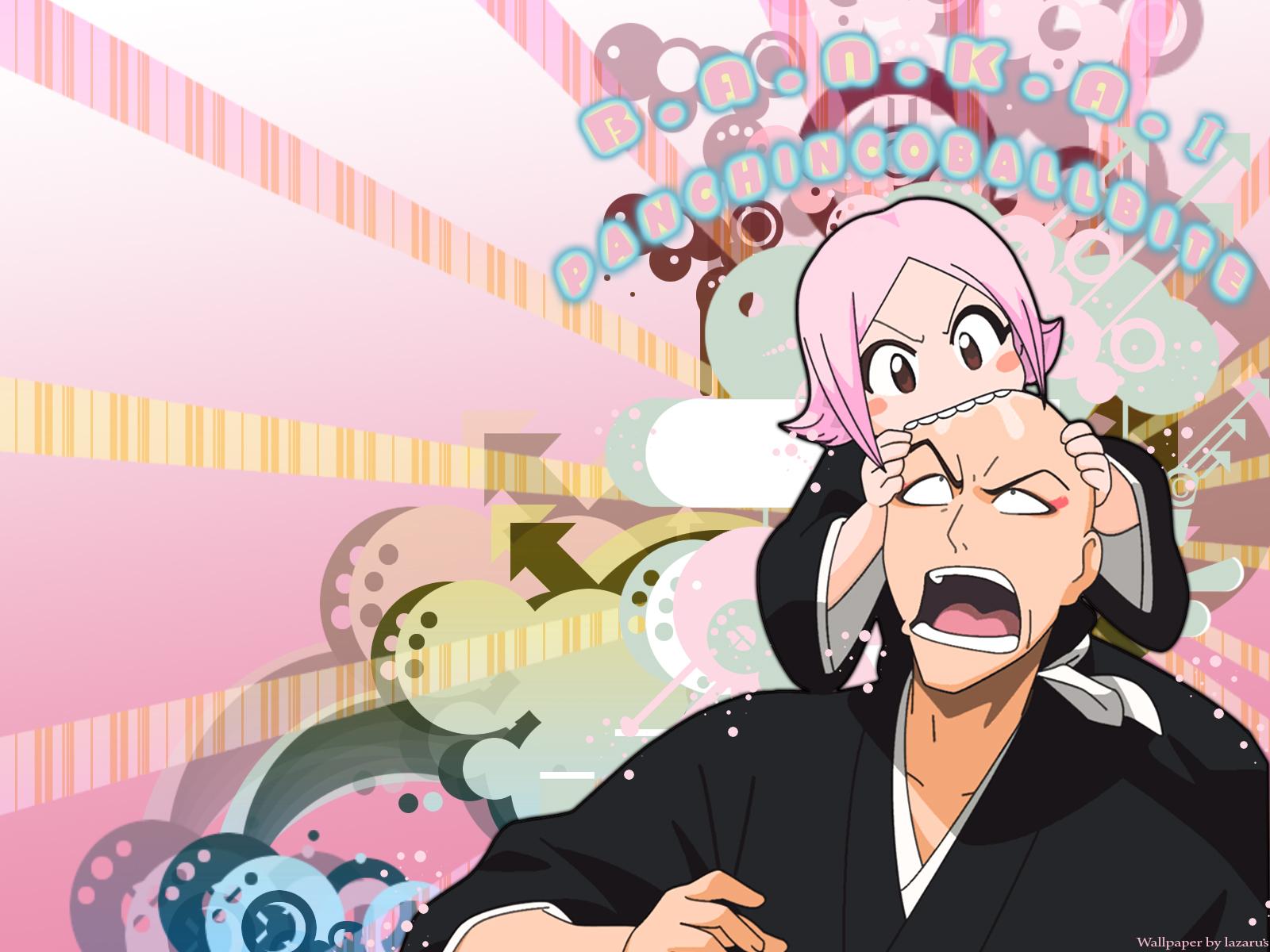Kusajishi Yachiru Wallpaper Zerochan Anime Image Board