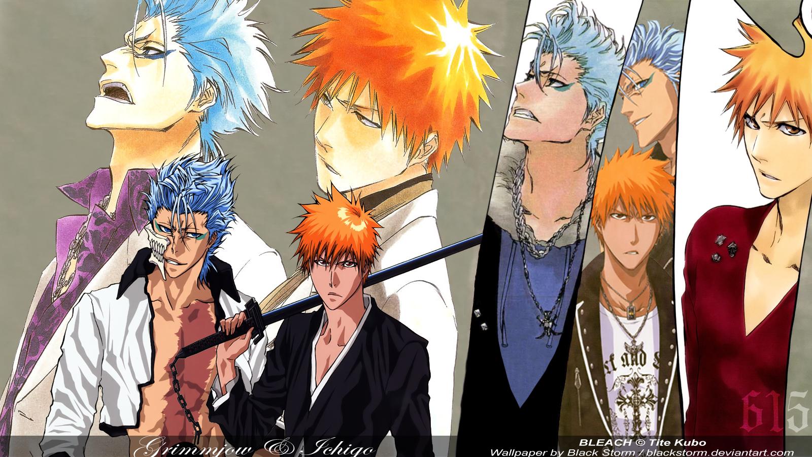 Bleach Tite Kubo Wallpaper 341422 Zerochan Anime Image Board
