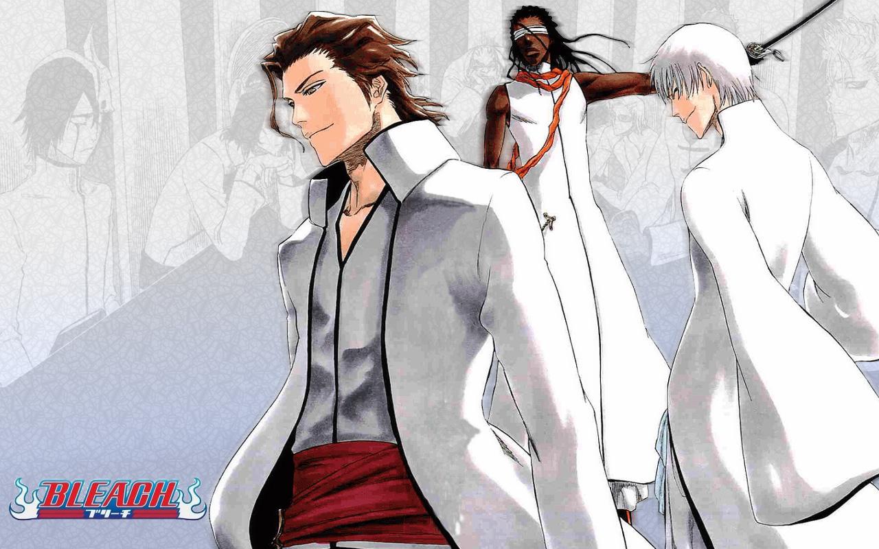 Bleach Wallpaper 40506 Zerochan Anime Image Board