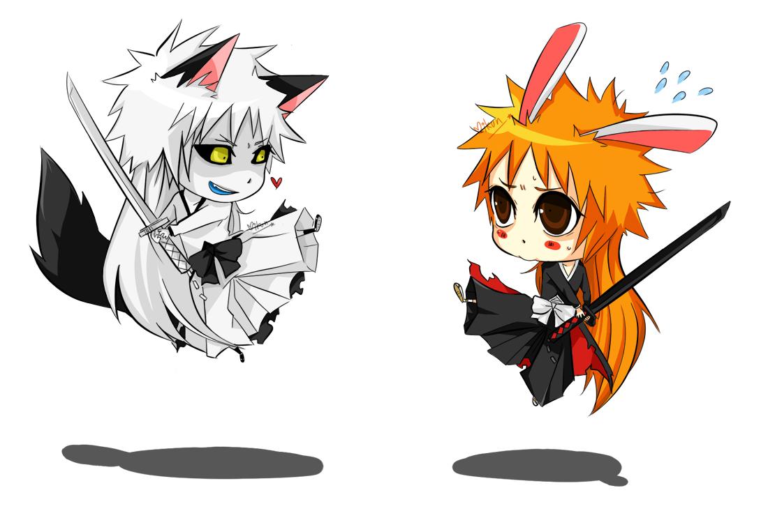 Anime Chibi Bleach Hollow