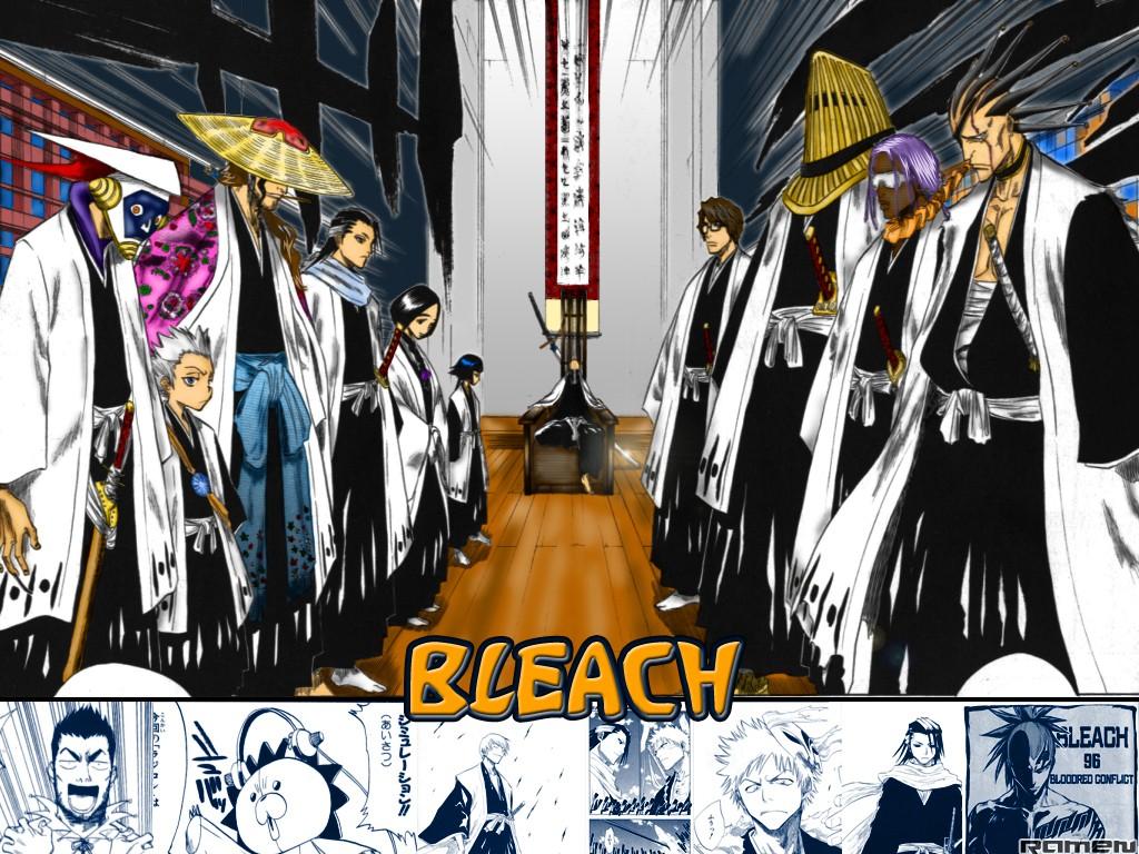 Bleach Wallpaper 46533 Zerochan Anime Image Board