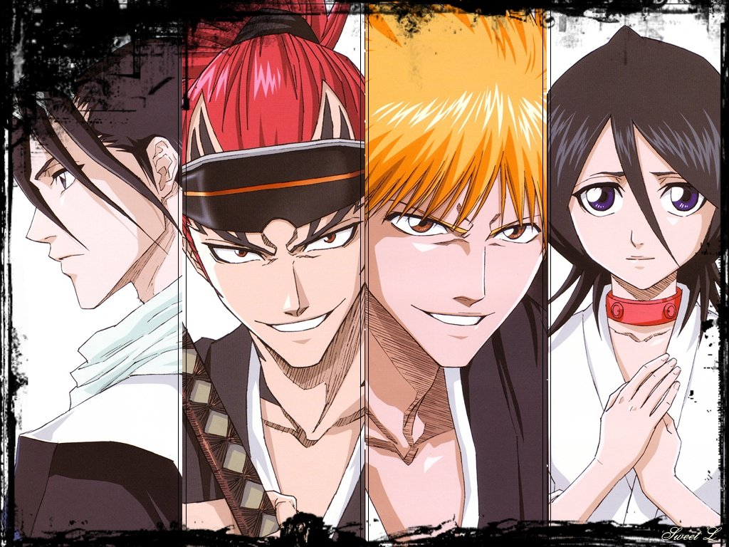 bleach wallpaper 71443 zerochan anime image board