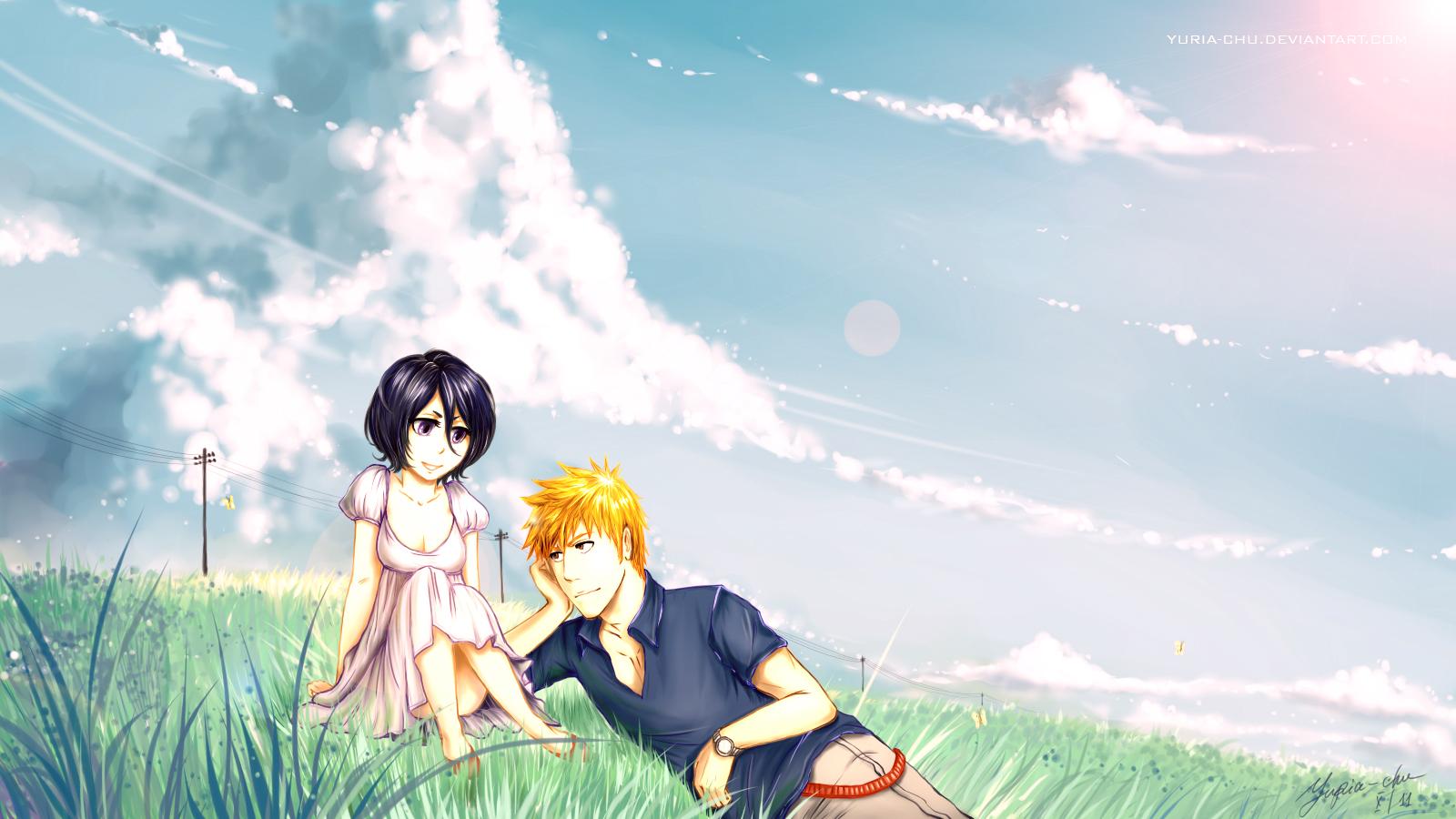Bleach Wallpaper 843340 Zerochan Anime Image Board