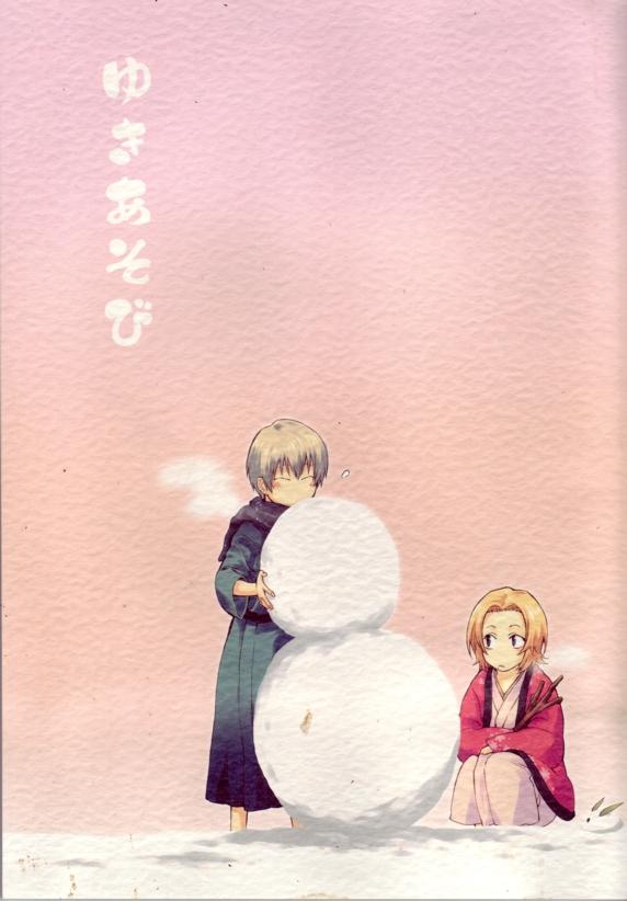 Tags: Anime, HONEY CANON, BLEACH, Ichimaru Gin, Matsumoto Rangiku, Mobile Wallpaper, GinRan