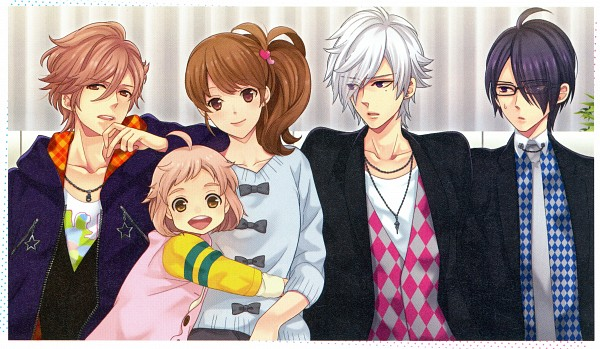 Tags: Anime, Udajo, IDEA FACTORY, BROTHERS CONFLICT, Asahina Azusa, Ema (Brothers Conflict), Asahina Futo