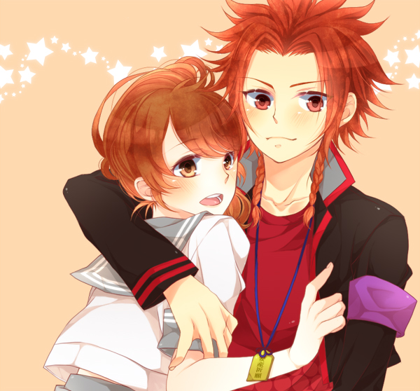 Tags: Anime, Pixiv Id 2722044, BROTHERS CONFLICT, Ema (Brothers Conflict), Asahina Yusuke, Pixiv, Fanart