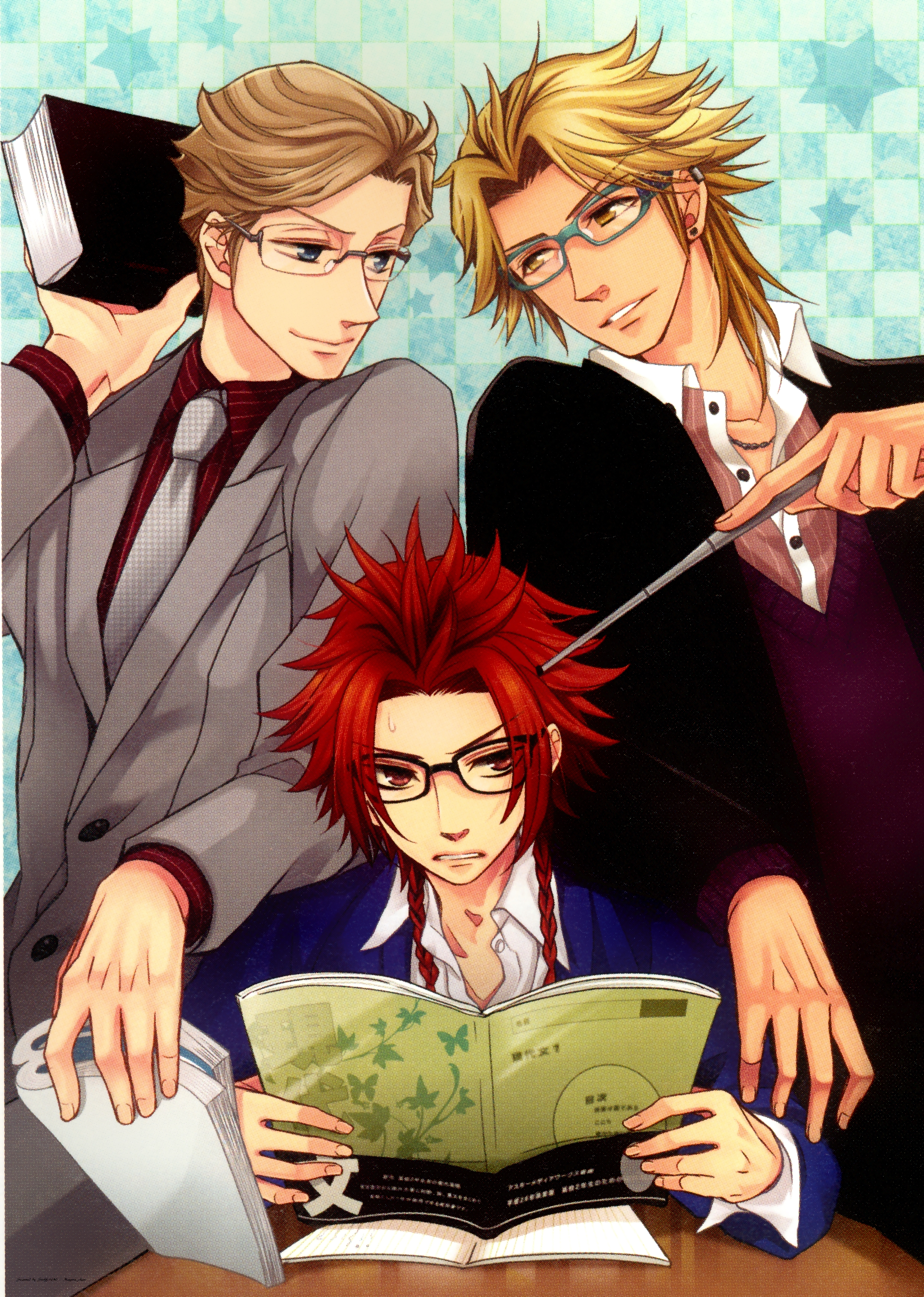 Kaname Brothers Conflict