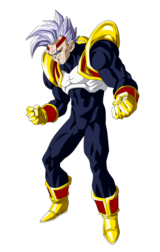 Tags: Anime, DRAGON BALL, DRAGON BALL GT, Baby (Dragon Ball)