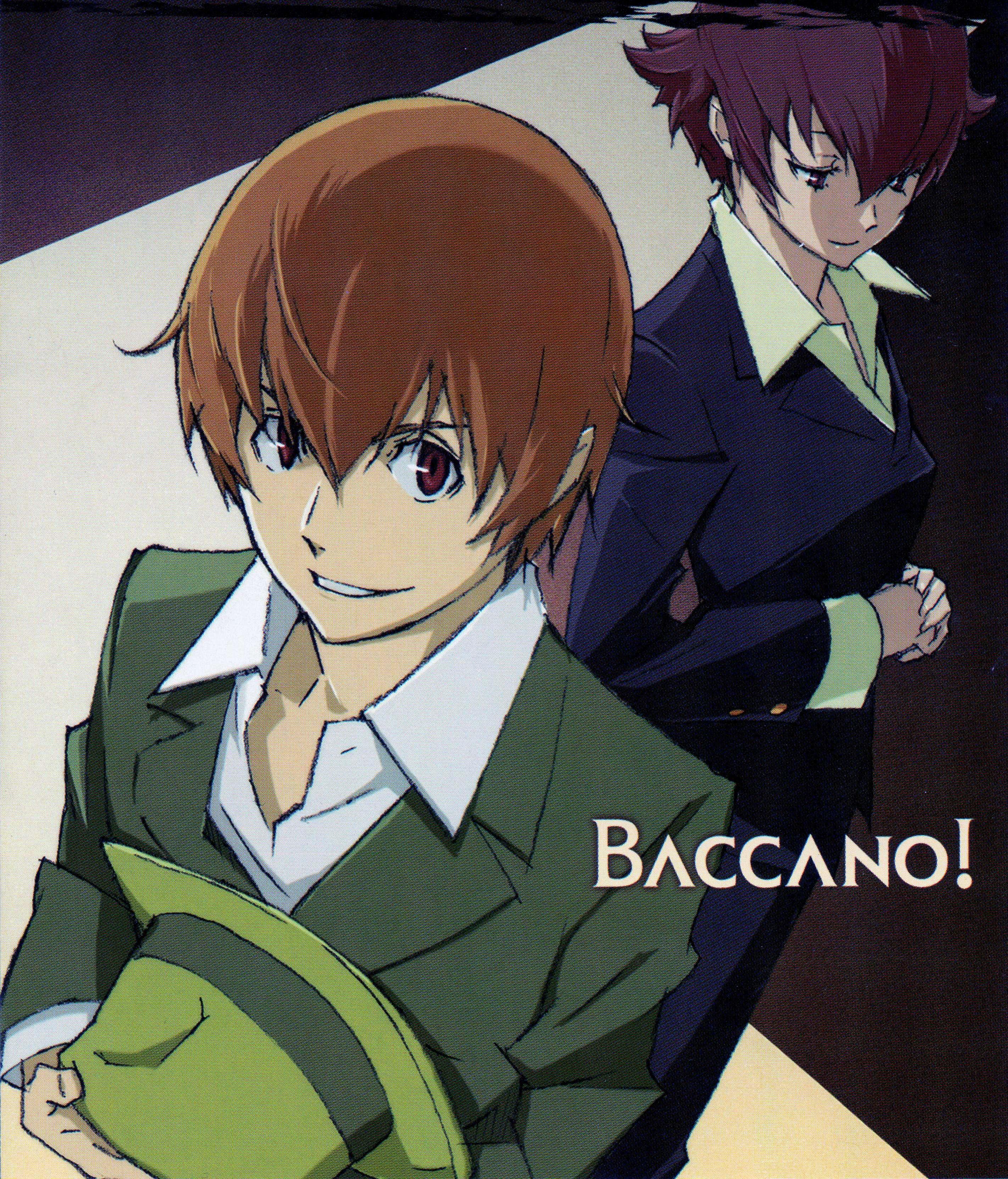 Baccano!/#631196 - Zerochan