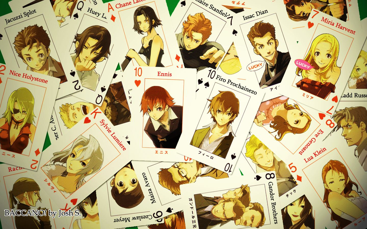 Baccano! Wallpaper #224043 - Zerochan Anime Image Board