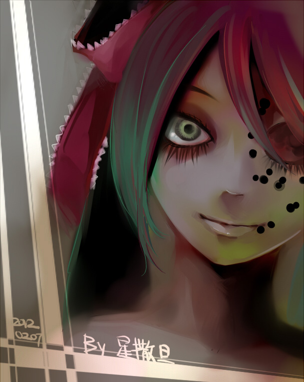 Tags: Anime, Pixiv Id 393921, VOCALOID, Calcium, Fanart From Pixiv, Pixiv, Bacterial Contamination, Fanart