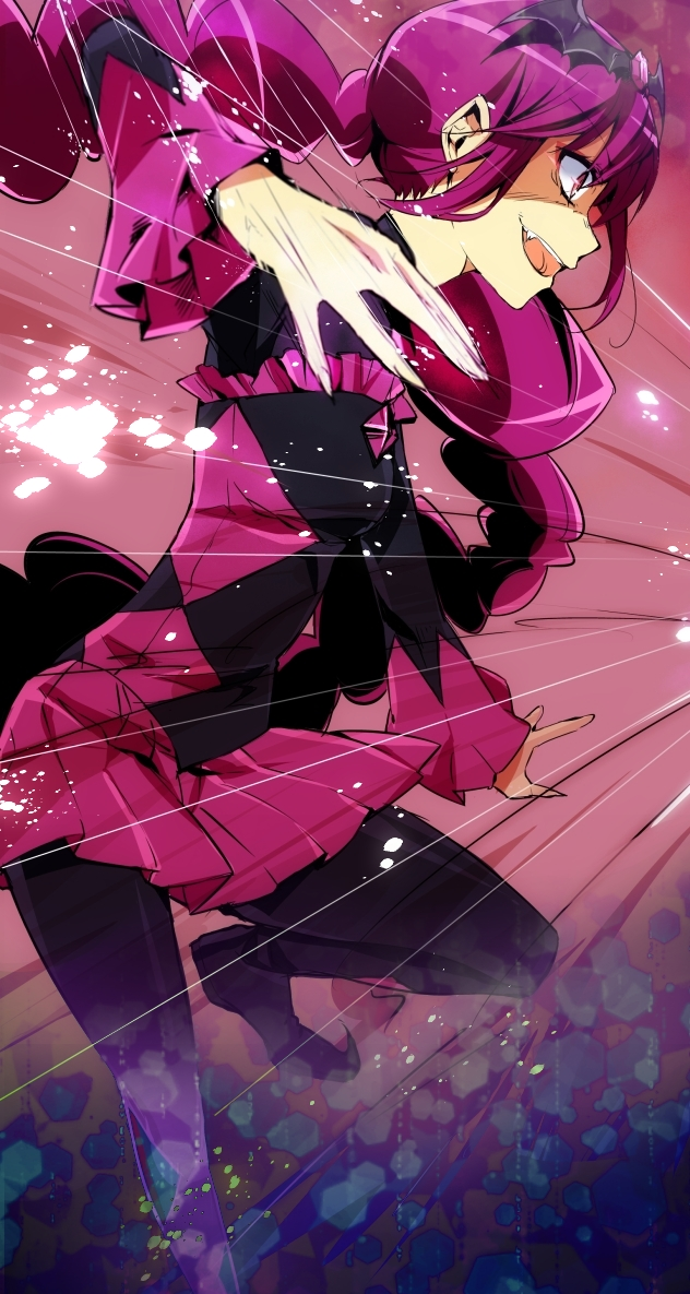 Tags: Anime, Pixiv Id 4159317, Smile Precure!, Bad End Happy, Pixiv, Fanart, Fanart From Pixiv