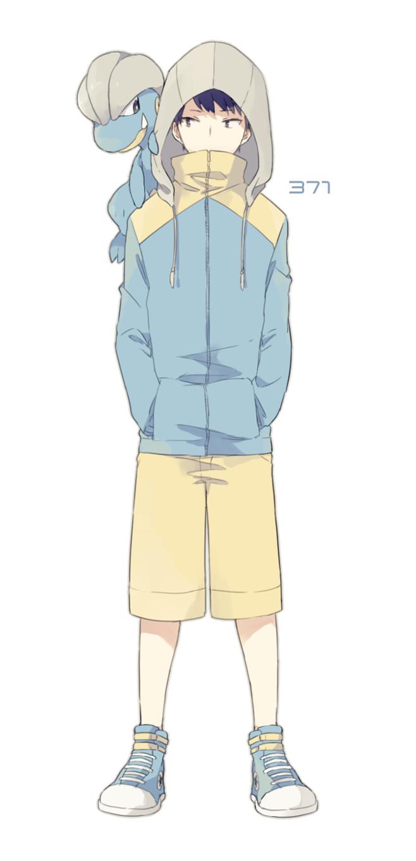 Bagon - Pokémon - Image #2034756 - Zerochan Anime Image Board
