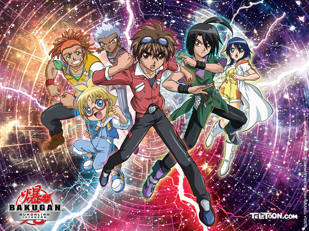 Bakugan Battle Brawlers Image 453234 Zerochan Anime
