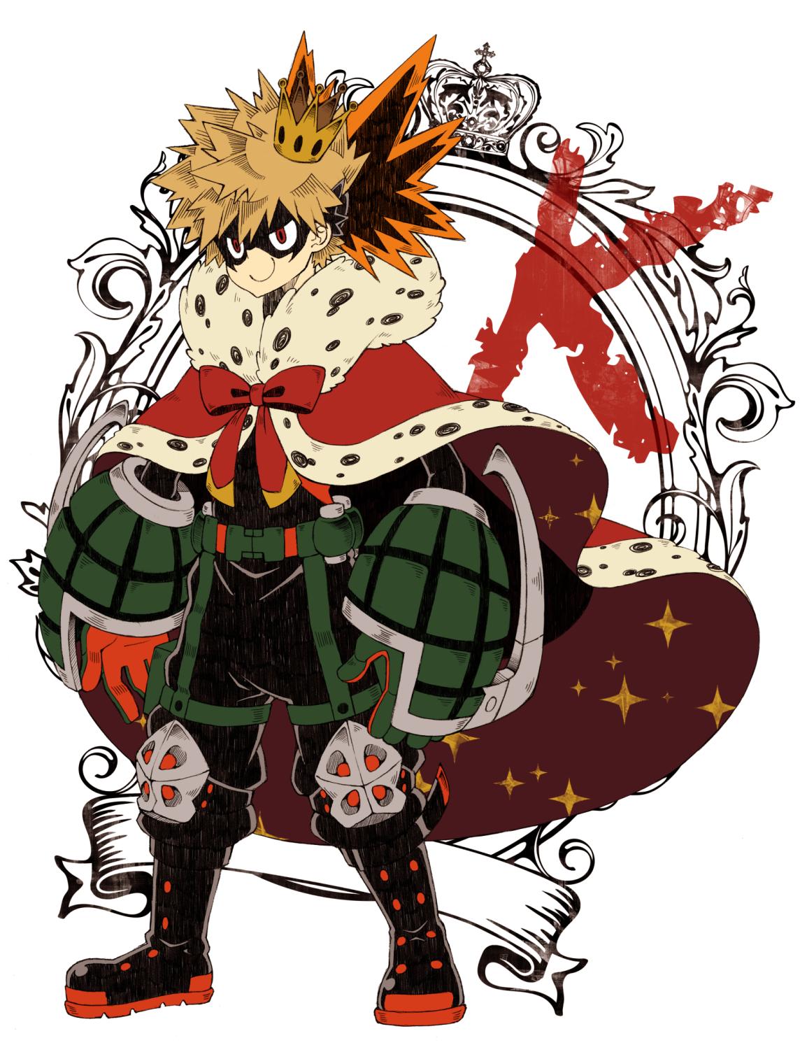 Bakugou Katsuki - Boku no Hero Academia - Mobile Wallpaper ...