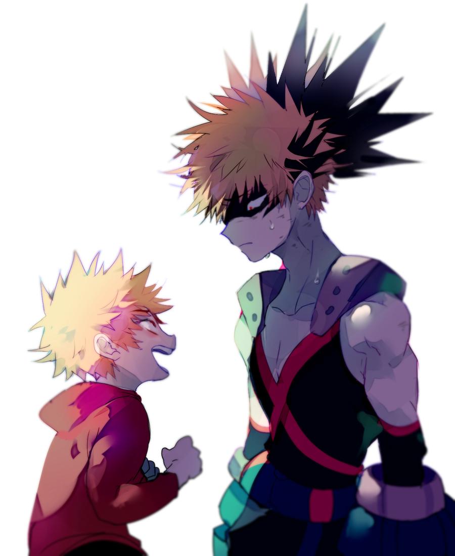 boku no hero academia bakugou
