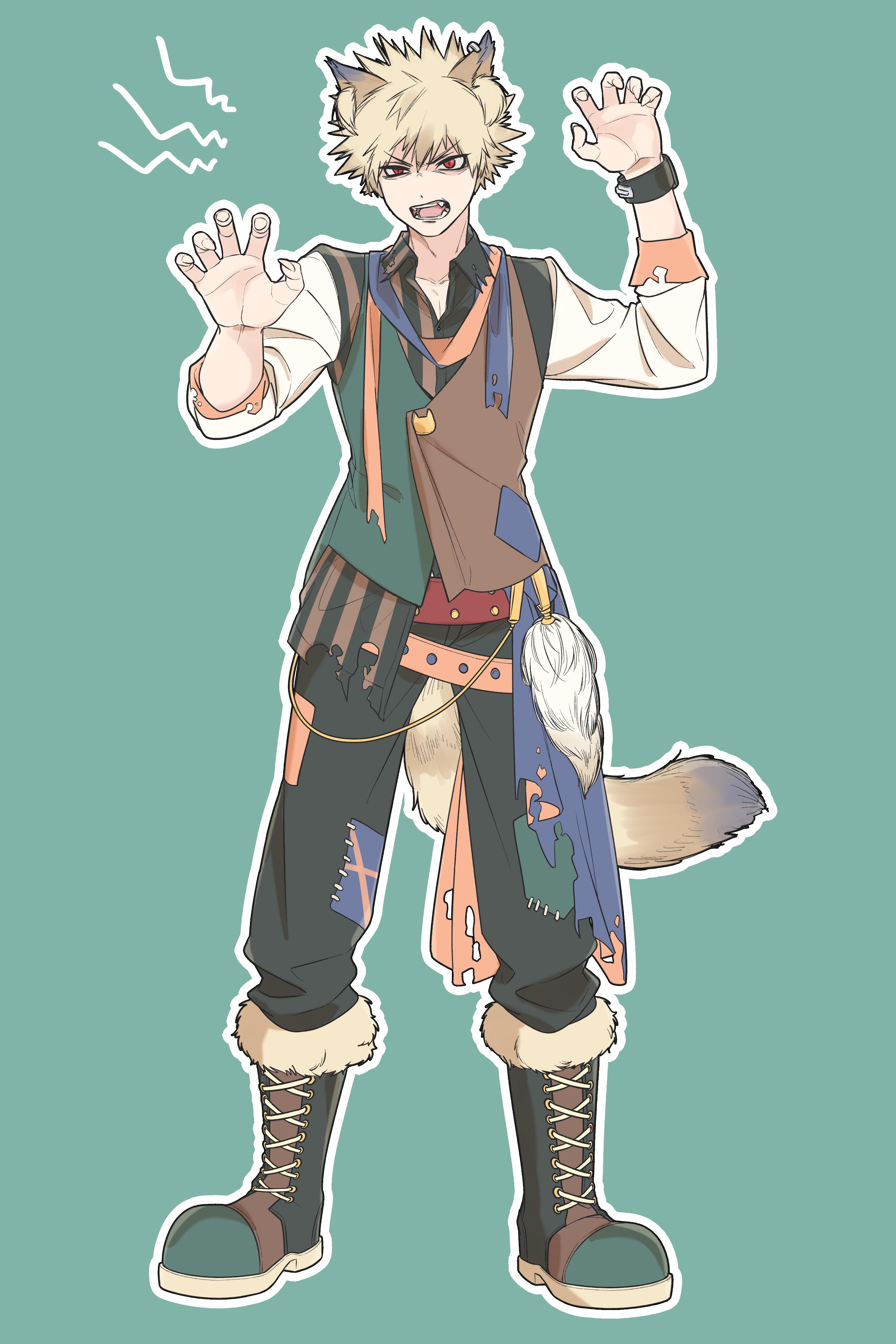 Bakugou Katsuki Boku No Hero Academia Image 2787171