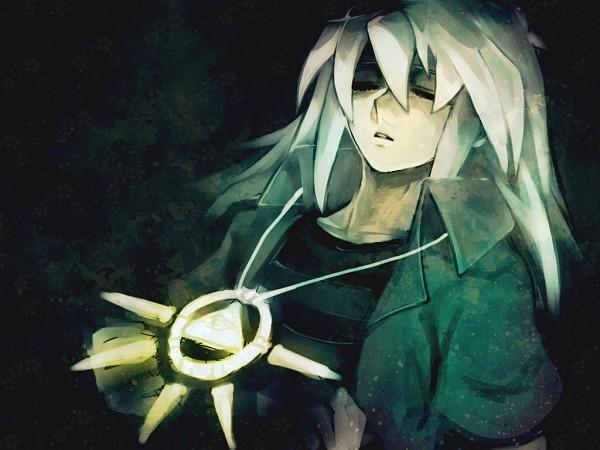 Tags: Anime, Yu-Gi-Oh!, Yu-Gi-Oh! Duel Monsters, Bakura Ryou, Millennium Ring