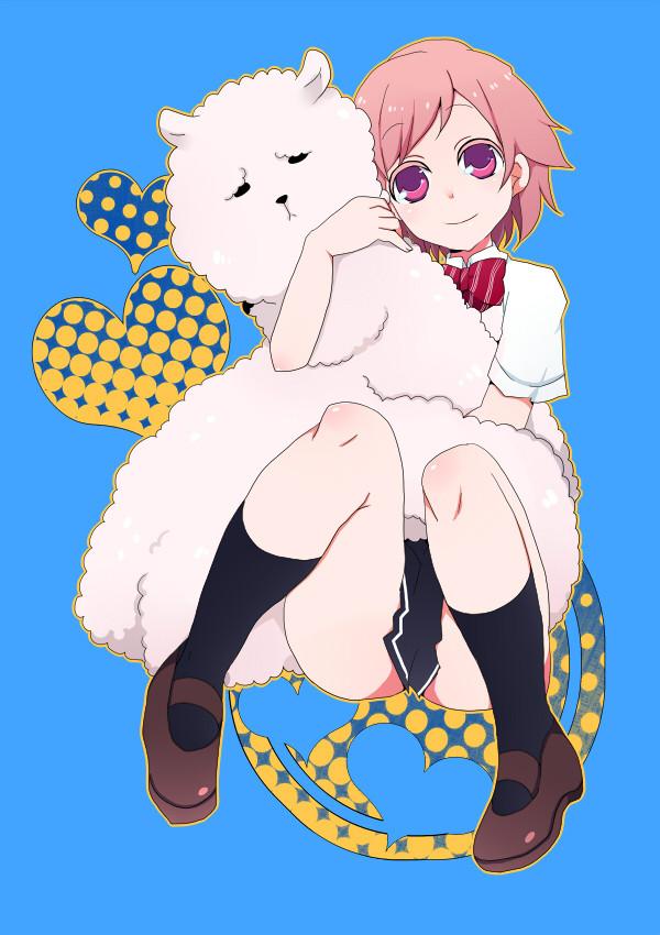 Tags: Anime, Ebifurai, Tokimeki Memorial Girl's Side 3rd Story, Banbi, Pixiv, Fanart From Pixiv, Fanart