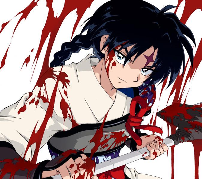 Bankotsu Inuyasha Page 2 Of 3 Zerochan Anime Image Board