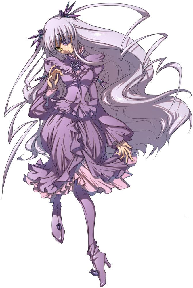 Tags: Anime, Cota, Rozen Maiden, Barasuishou, Fanart