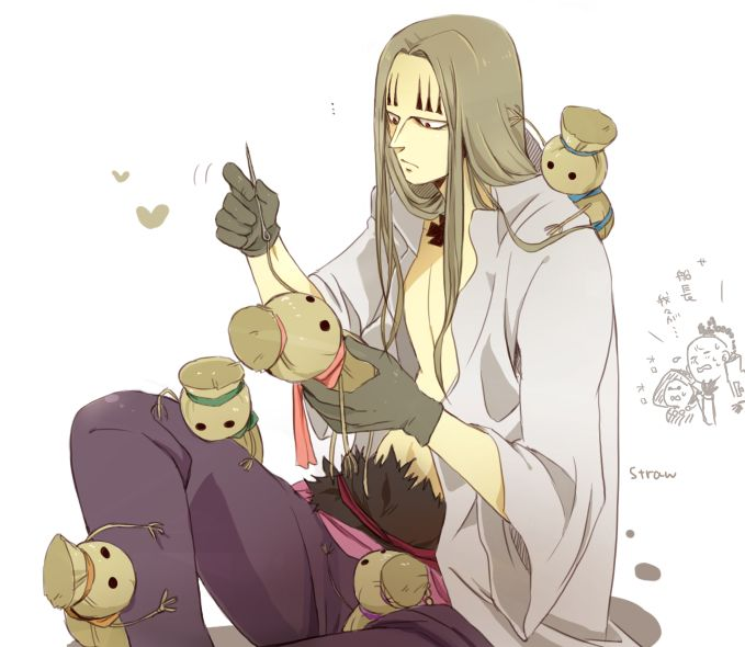 Tags: Anime, Pixiv Id 213607, ONE PIECE, Basil Hawkins, Sewing, The Eleven Supernovas