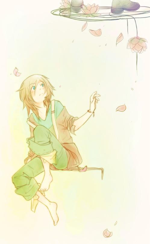 Tags: Anime, Aquafeles, Katekyo Hitman REBORN!, Rokudou Mukuro, Basilicum, Mobile Wallpaper