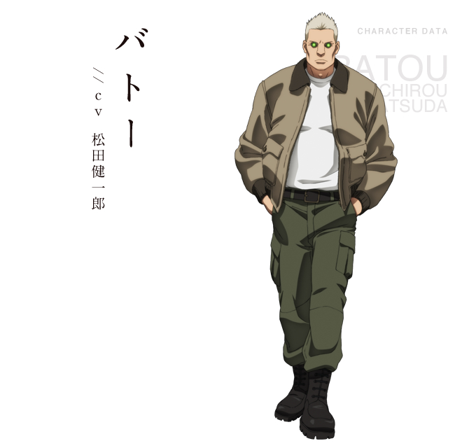 Batou Ghost In The Shell Koukaku Kidoutai Ghost In The Shell Image 1857448 Zerochan Anime Image Board