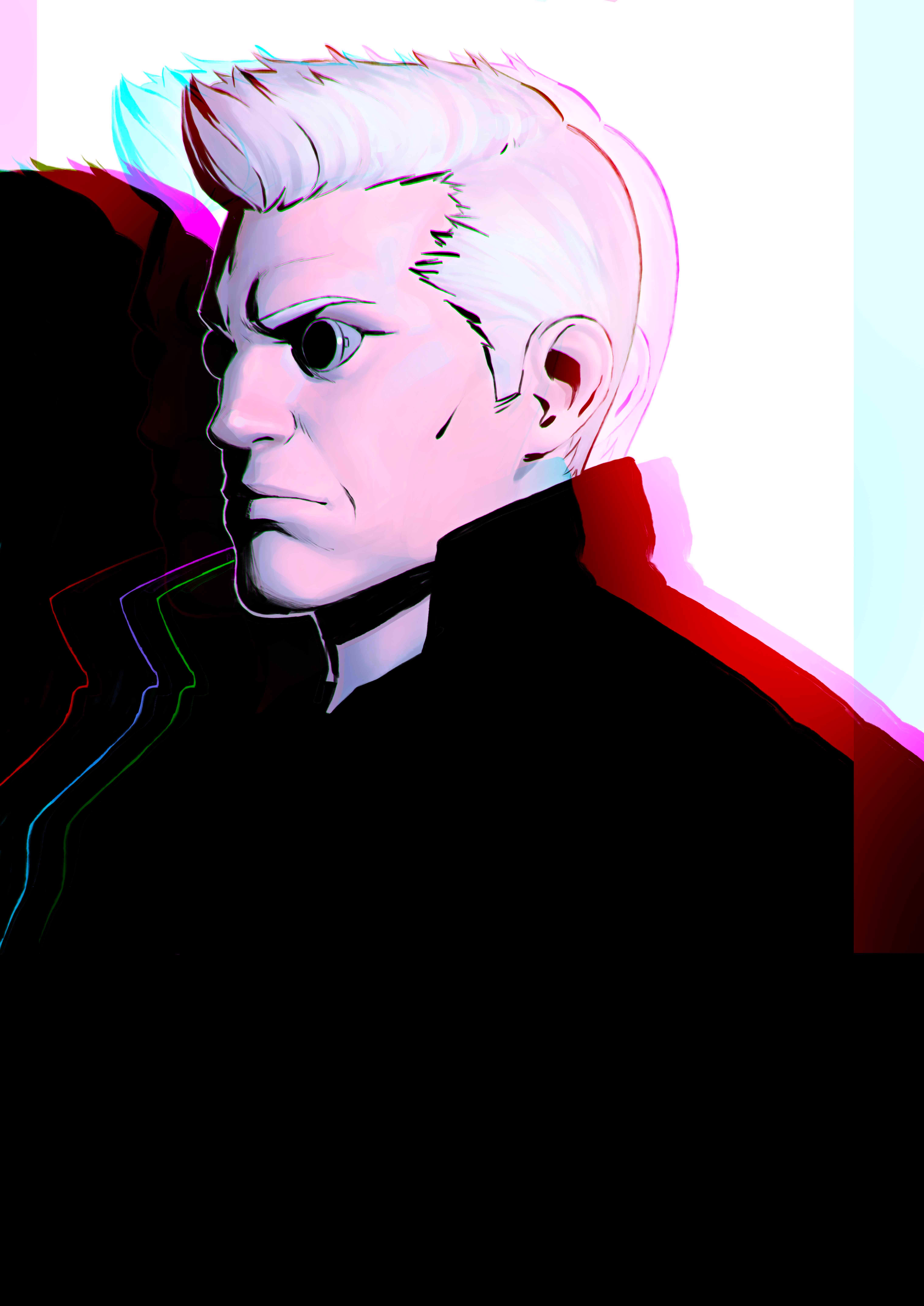 Batou Ghost In The Shell Koukaku Kidoutai Ghost In The Shell Image 2913829 Zerochan Anime Image Board
