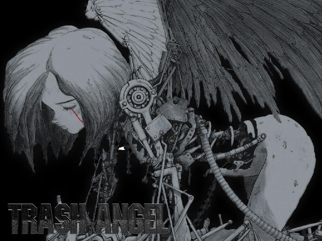 Battle Angel Alita Wallpaper 226347 Zerochan Anime