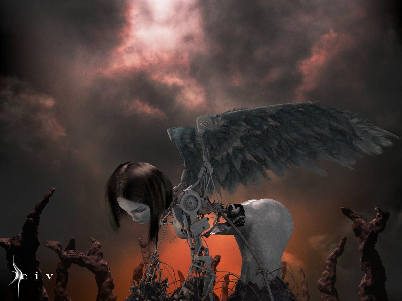 battle angel alita gally - photo #22