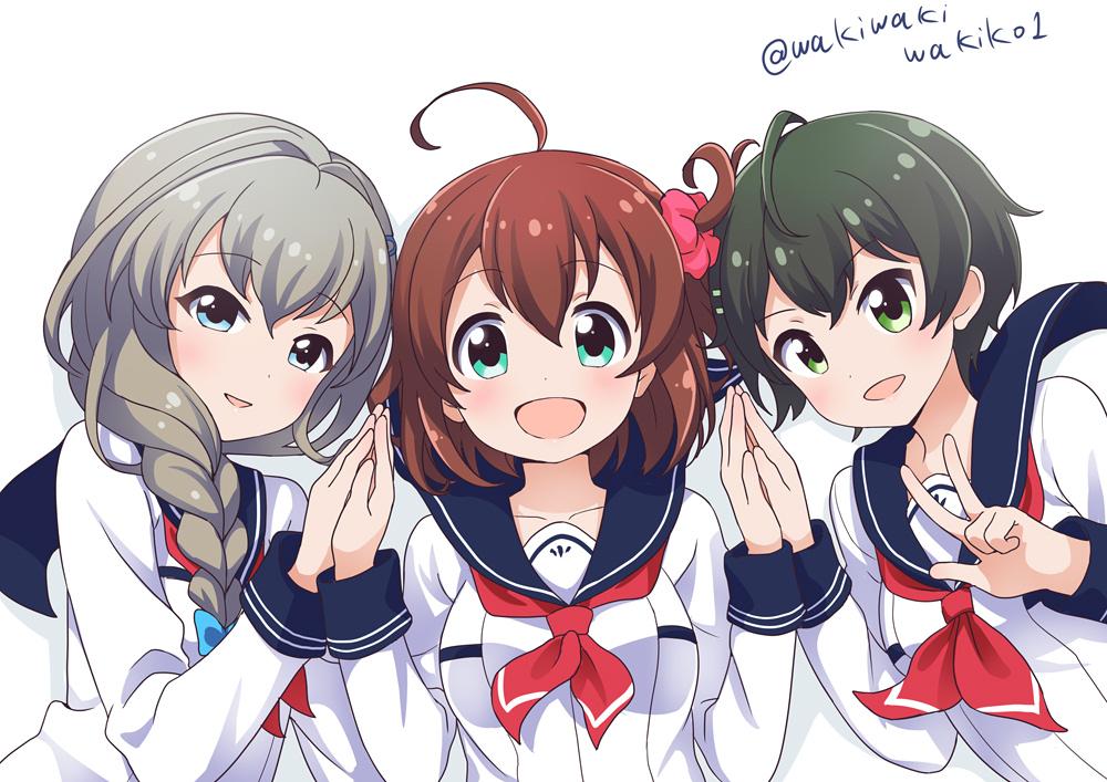 Battle Girl High School - Zerochan Anime Image Board-4906