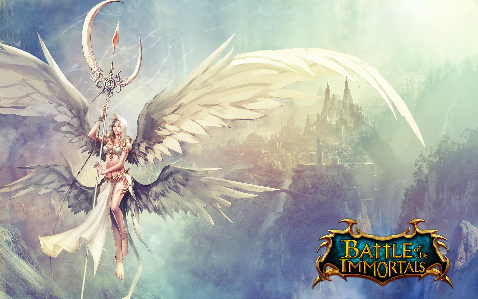 Battle of heroes: land of immortals for android download apk free.