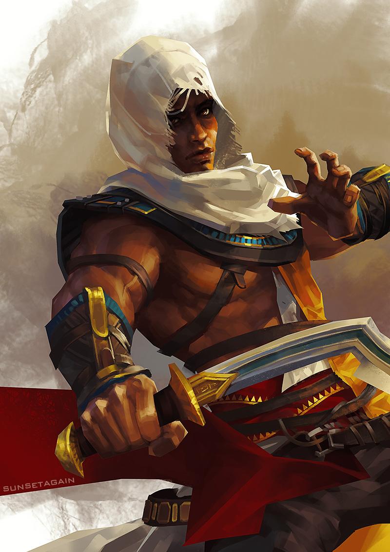 Bayek Of Siwa Assassin S Creed Origins Image 2176126